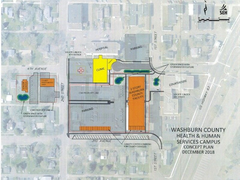 Committee Members Disappointed In Bids For Shell Lake Building Project