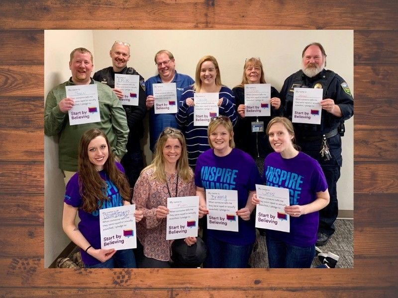 Washburn County CCR Team Starts By Believing Survivors Of Sexual Assault