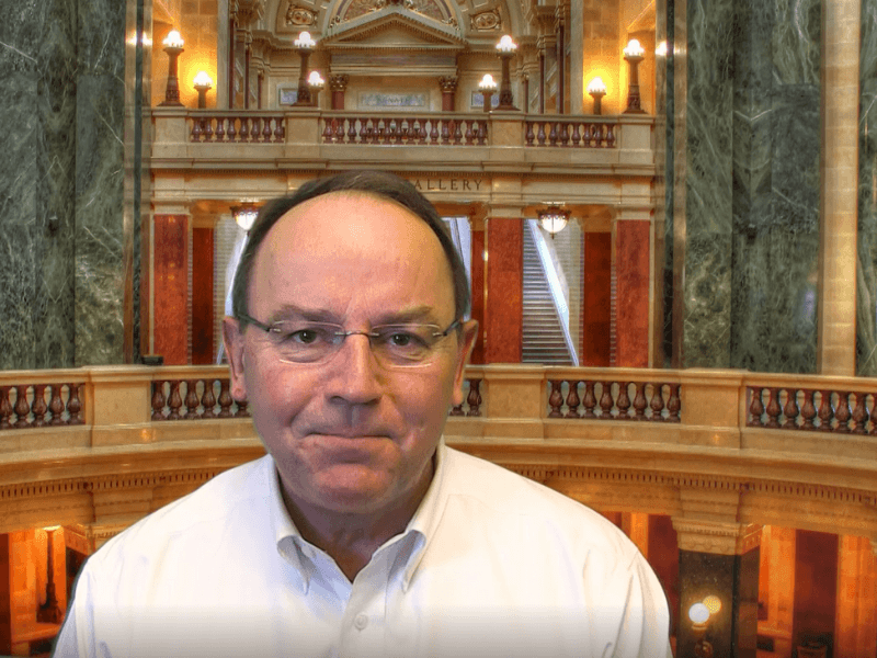 Wisconsin Senator Tom Tiffany's Budget Update (Video)