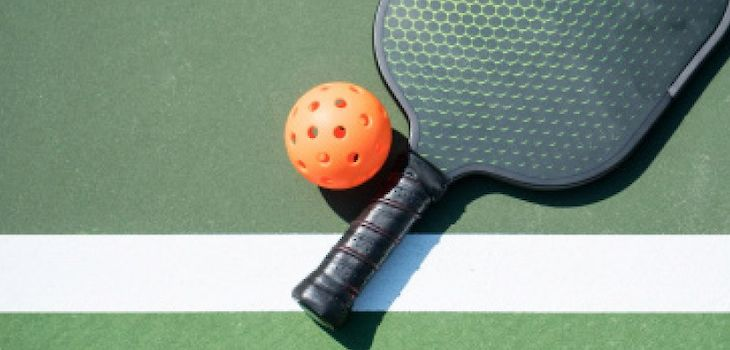 Healthy Minute: 'Pickleball: Easy To Start, Hard To Stop'